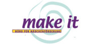 "Das Logo von ""make it"""